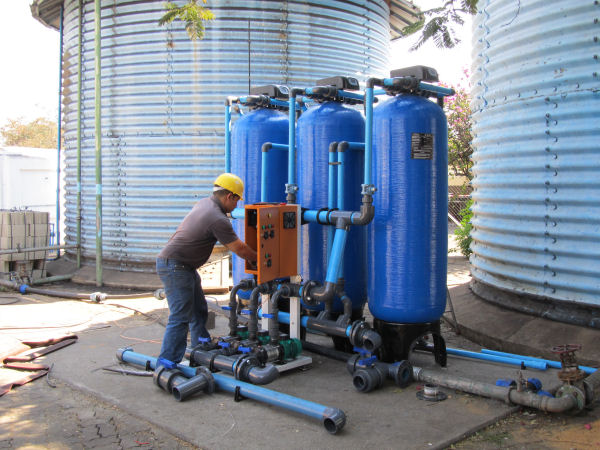 Agricultural Water Treatment