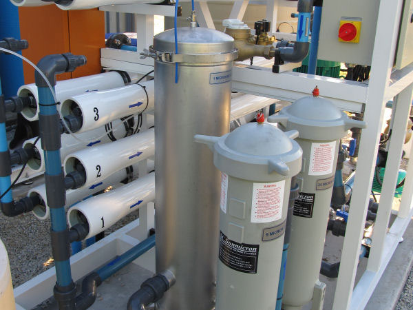 Industrial Process Water Plant