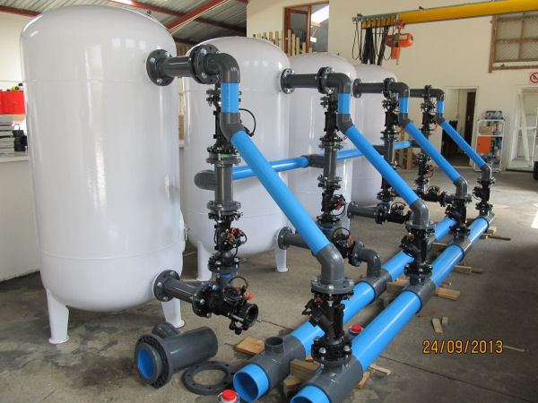 Hotel Filtration Plant