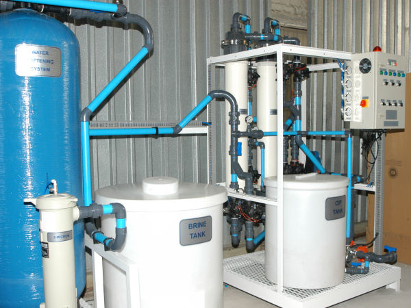 Ultrafiltration Water System